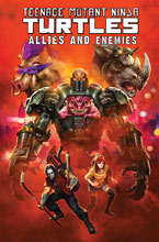 Image: Teenage Mutant Ninja Turtles: Allies & Enemies SC  - IDW Publishing