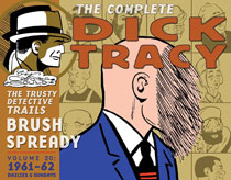 Image: Complete Chester Gould's Dick Tracy Vol. 20  (1961-1962) HC - IDW Publishing
