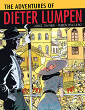 Image: Adventures of Dieter Lumpen SC  - IDW Publishing