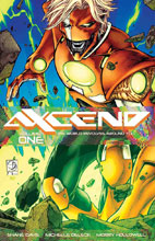 Image: Axcend Vol. 01: World Revolves Around You SC  - Image Comics
