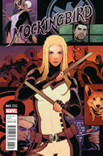 Image: Mockingbird #3 (variant cover - Torque)  [2016] - Marvel Comics