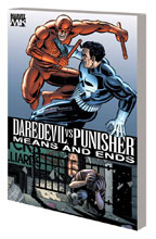 Image: Daredevil vs. Punisher: Means and Ends SC  (new printing) - Marvel Comics