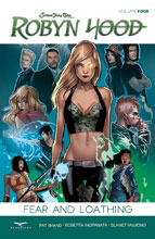 Image: Robyn Hood: Uprising Vol. 04 SC  - Zenescope Entertainment Inc