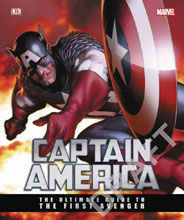 Image: Captain America: The Ultimate Guide to the First Avenger HC  - DK Publishing Co