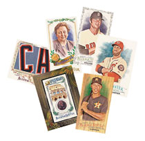 Image: Topps 2016 Allen & Ginter Baseball Card Box  - Topps Company