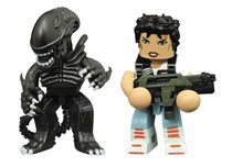 Image: Aliens Vinimate: Alien  - Diamond Select Toys LLC