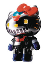 Image: Chogokin Hello Kitty Figure Mazinger Z Color version  - Tamashii Nations