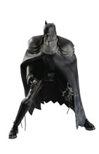 Image: 3A X DC Figure: Steel Age Batman  (Night version) (1/6 scale) - Three A Trading Company Ltd