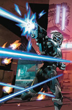 Image: Mass Effect: Discovery #1 - Dark Horse Comics