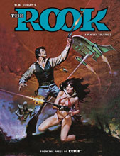Image: W.B. Dubay's: The Rook Archives HC  - Dark Horse Comics