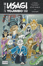 Image: Usagi Yojimbo Saga Legends SC  - Dark Horse Comics