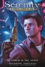 Image: Serenity Vol. 05: No Power in the 'Verse HC  - Dark Horse Comics