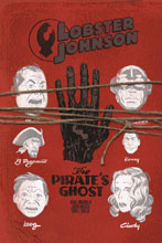 Image: Lobster Johnson: Pirate's Ghost #3 - Dark Horse Comics
