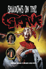 Image: Shadows on the Grave #4 - Dark Horse Comics