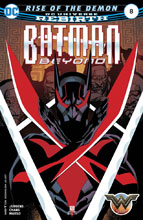 Image: Batman Beyond #8  [2017] - DC Comics