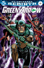Image: Green Arrow #23 (variant cover - Mike Grell)  [2017] - DC Comics