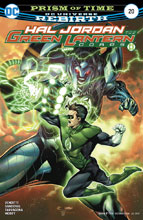 Image: Hal Jordan & the Green Lantern Corps #20  [2017] - DC Comics