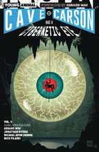 Image: Cave Carson Has a Cybernetic Eye Vol. 01: Going Underground SC  - DC Comics -Young Animal