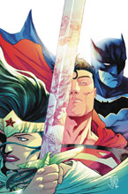Image: Trinity Vol. 01: Better Together HC  - DC Comics