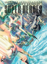 Image: Absolute Justice League World's Greatest Superheroes HC  - DC Comics