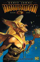 Image: Hawkman by Geoff Johns Book 01 SC  - DC Comics