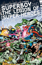 Image: Superboy and the Legion of Super-Heroes Vol. 01 HC  - DC Comics