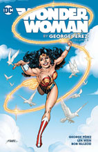 Image: Wonder Woman by George Perez Vol. 02 SC  - DC Comics