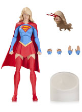 Image: DC Icons Action Figure 25: Supergirl  - DC Comics