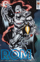 Image: Rom #11 (incentive cover - Claudio Castellini) (10-copy) - IDW Publishing