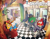 Image: Angry Birds Game Play #3  [2017] - IDW Publishing