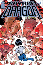 Image: Savage Dragon #224 - Image Comics