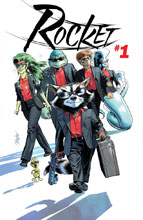 Image: Rocket #1 - Marvel Comics