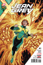 Image: Jean Grey #1 - Marvel Comics