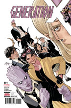 Image: Generation X #1 - Marvel Comics