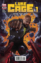 Image: Luke Cage #1 - Marvel Comics