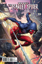 Image: Ben Reilly: The Scarlet Spider #2 (variant cover - Brown) - Marvel Comics