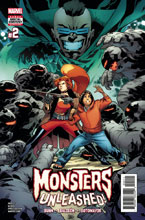 Image: Monsters Unleashed #2 - Marvel Comics