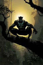 Image: Black Panther #14 (variant cover - Robinson) - Marvel Comics