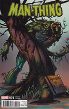 Image: Man-Thing [2017] #4 (Ferry variant cover) - Marvel Comics
