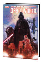 Image: Star Wars: Darth Vader by Kieron Gillen and Salvador Larroca Omnibus HC  - Marvel Comics