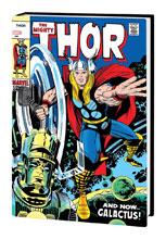 Image: Mighty Thor Omnibus Vol. 03 HC  (Kirby cover) - Marvel Comics