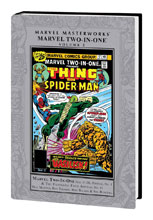 Image: Marvel Masterworks: Marvel Two-in-One Vol. 02 HC  - Marvel Comics