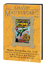 Image: Marvel Masterworks Vol. 249: Marvel Two-in-One Nos. 11-20, Annual No. 1 HC  - Marvel Comics