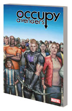 Image: Occupy Avengers Vol. 01: Taking Back Justice SC  - Marvel Comics