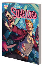 Image: Star-Lord Vol. 01: Grounded SC  - Marvel Comics