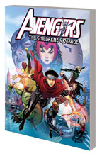 Image: Young Avengers by Allan Heinberg & Jim Cheung: The Children's Crusade SC  - Marvel Comics