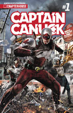 Image: Captain Canuck: Season 03 #1 (cover A - Gallagher)  [2017] - Chapterhouse Comics