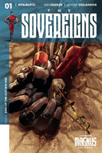 Image: Sovereigns #1 (cover A - Segovia)  [2017] - Dynamite