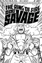 Image: Doc Savage: Ring of Fire #3 (Schoonover incentive cover - 03031) (20-copy) - Dynamite