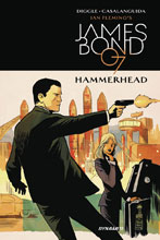 Image: James Bond: Hammerhead HC  - Dynamite